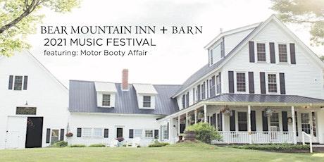Motor Booty Affair at Bear Mountain Inn + Barn (new ticket release) tickets