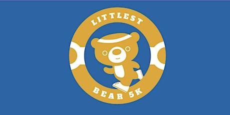 Littlest Bear I School Virtual Run/Walk 5k tickets