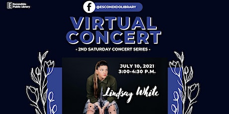Free Virtual Concert: Lindsay White tickets