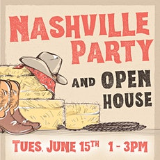 Nashville Party Open House tickets