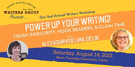 Power Up Your Writing! tickets