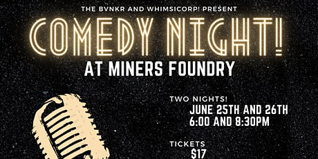 Comedy Night | 8:30pm tickets