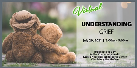 Understanding Grief Training (Session 1) July 29, 2021 tickets
