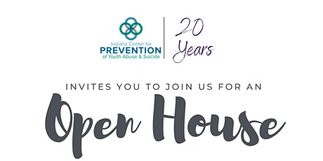 ICPYAS 20th Anniversary Open House tickets