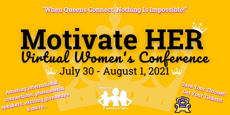 Motivate HER Virtual Women's Conference tickets
