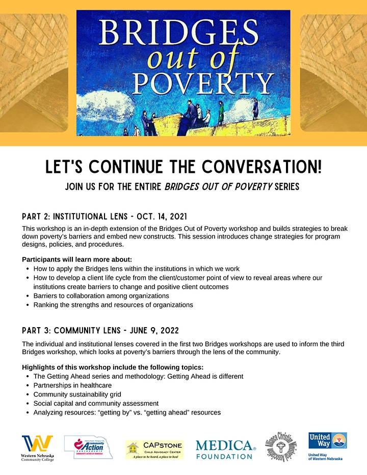 Bridges Out of Poverty- Part 2: Institutional Lens image