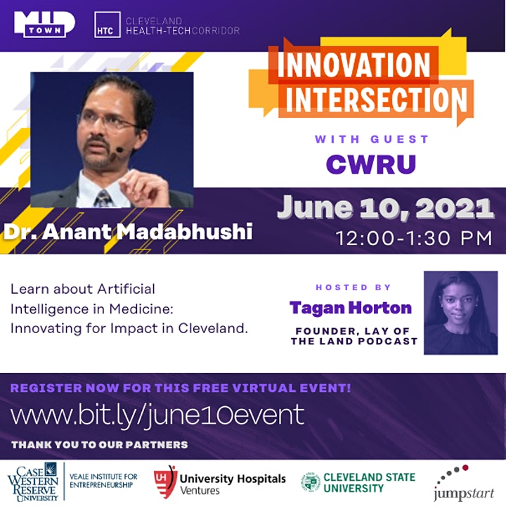 Innovation Intersection with CWRU's Anant Madabhushi image