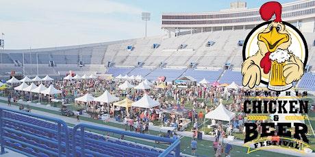 Memphis Chicken & Beer Festival 2021 tickets