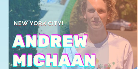 Andrew Michaan and Colleagues (late show) tickets