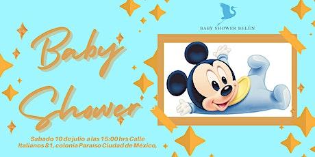 Baby Shower boletos