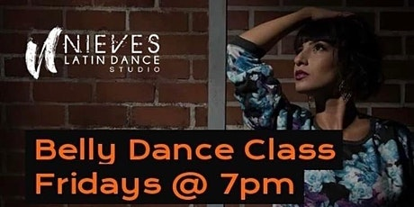 Belly Dancing Class in Williamsburg tickets