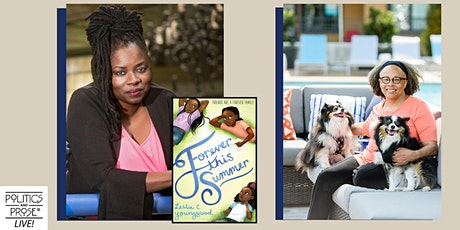 P&P Live! Leslie C. Youngblood: FOREVER THIS SUMMER w/ Jewell Parker Rhodes tickets