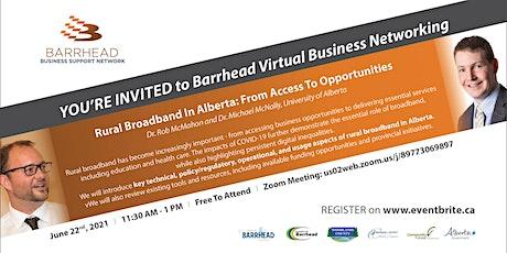 Barrhead Business Support Network Event tickets