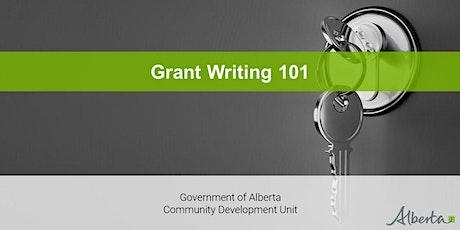 Grant Writing 101 - A Live Interactive Webinar tickets