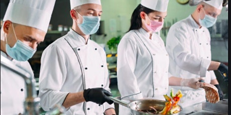 Routes into Work Hospitality Programme tickets