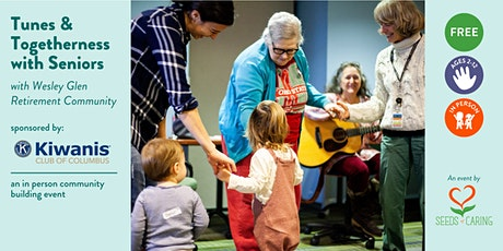 In Person: Tunes & Togetherness with Seniors 6.26.21 tickets