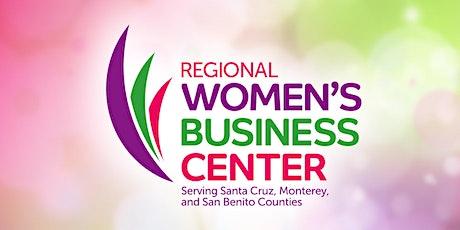 "El Pájaro Regional Women's Business Center Virtual Grand Opening ""Lunch"" tickets"