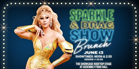 Sparkle & Drag Brunch Show hosted by Zac Woodward, host for Pride Radio tickets