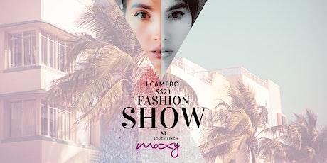 LCAMERO SS21 Fashion Show tickets