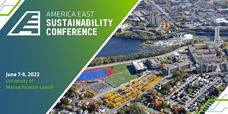 America East Sustainability Conference tickets