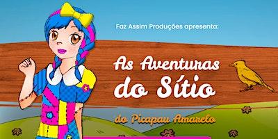 Desconto: As Aventuras do Sítio do Picapau Amarel