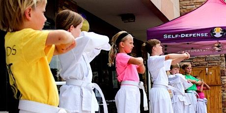 Kids Warrior Training tickets