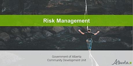Board Development Program - Risk Management Webinar tickets