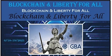 Blockchain & Liberty for All tickets