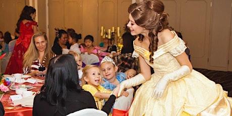 Enchanted Princess High Tea - Sept 5 - Session 2 tickets