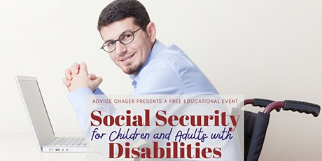 Social Security for Children and Adults with Disabilities tickets