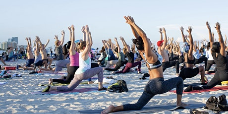 Full Moon Yoga on The Beach by Warrior Flow tickets