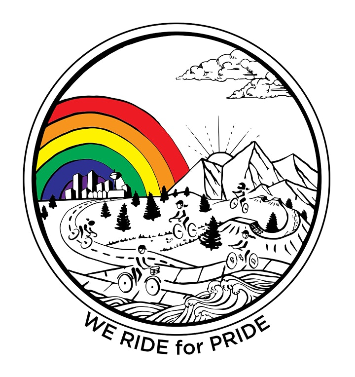 WE RIDE for PRIDE image