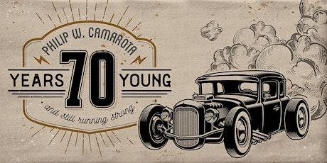 Phil's 70th Birthday Celebration tickets