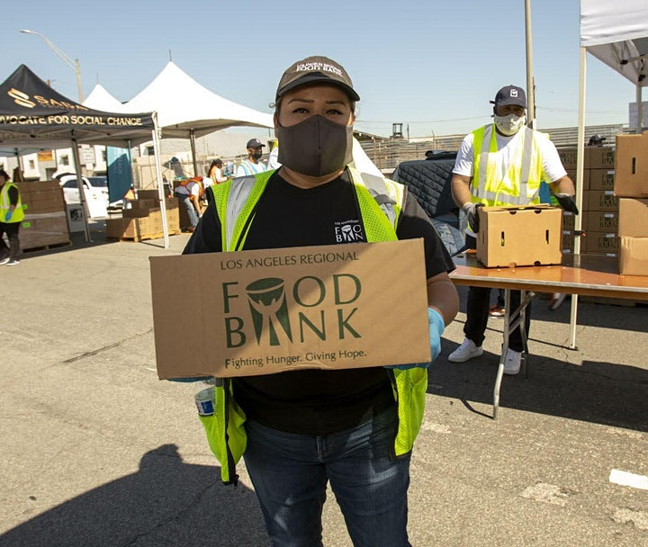 L.A. Times Food Bowl 2021 Food Forum: Food Waste & Accessibility image