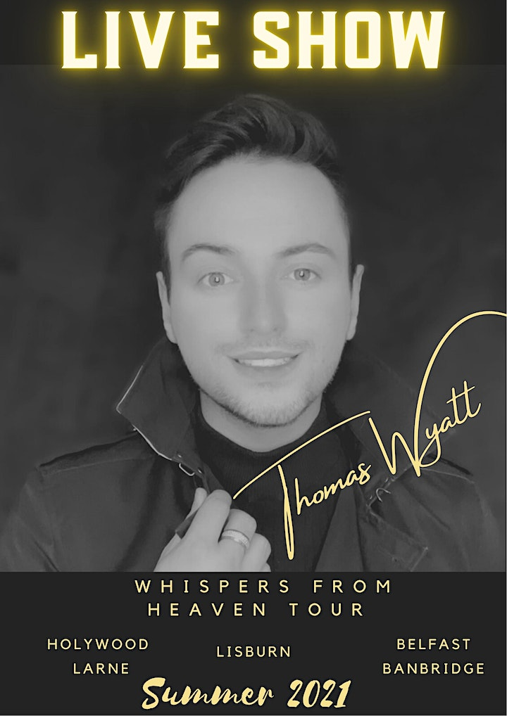 Whispers From Heaven Live Show LARNE image