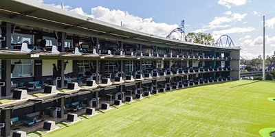 Come and Try Golf – Topgolf QLD – 8 November 2021