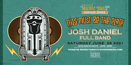This Must Be The Place featuring Josh Daniel's Full Band tickets