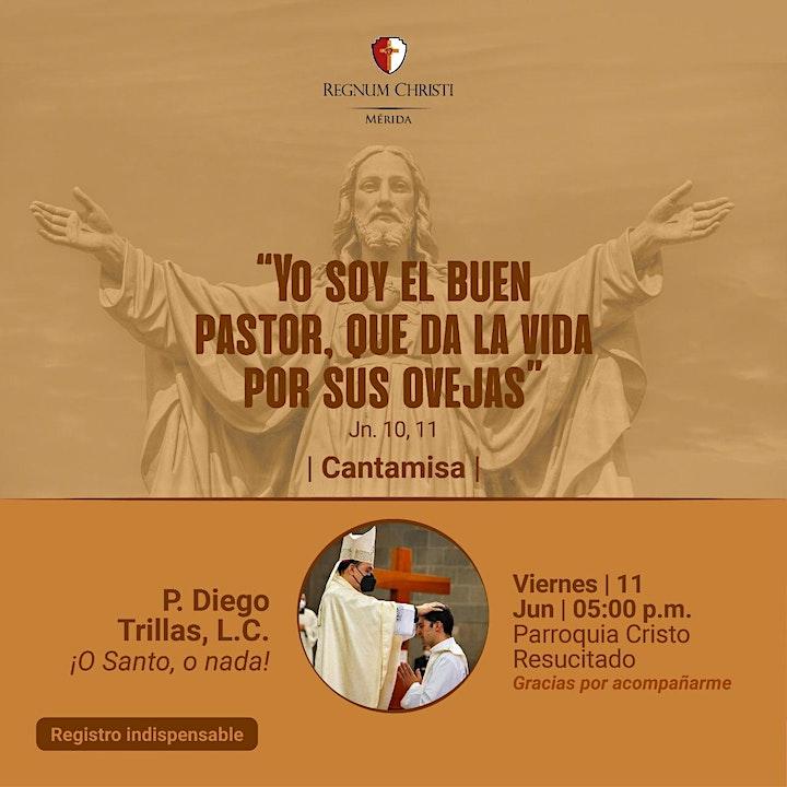 Imagen de Solemnidad del Sagrado Corazón y cantamisa del P. Diego Trillas, LC