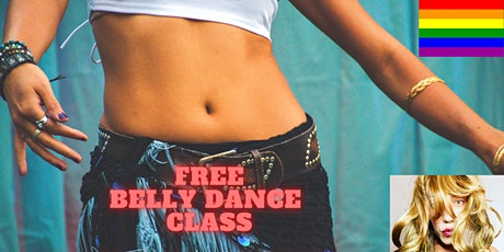 Belly Dance Class for LGBTQ tickets