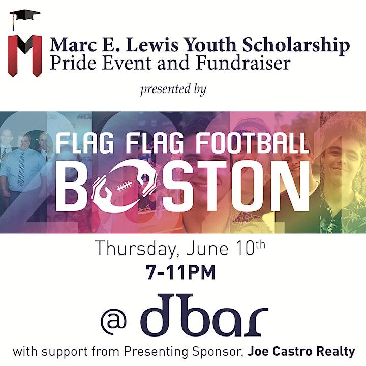 FLAG Flag Football Pride Fundraiser image