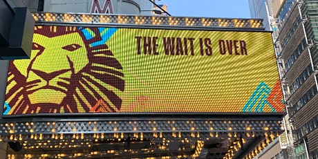 The Lion King on Broadway Bus Trip from Baltimore tickets