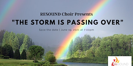 CONCERT - The Storm is Passing Over tickets