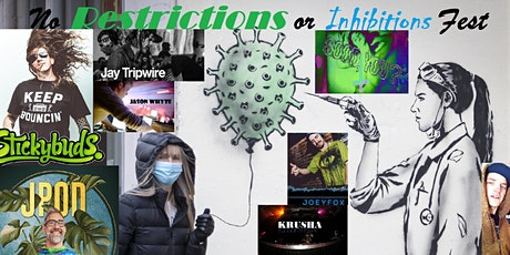 No Restrictions or Inhibitions  Fest tickets