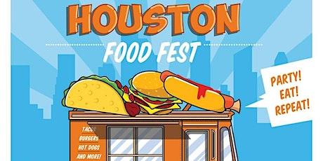 2021 Houston Food Fest tickets