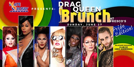 Drag Queen Brunch at Frescos tickets