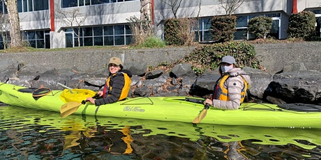 Kayak Clean Up at Lake Union with Puget Soundkeeper! tickets