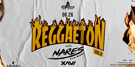 Reggaeton Vol.9 tickets