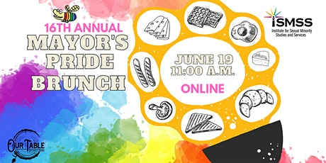16th Annual Mayor's Pride Brunch tickets