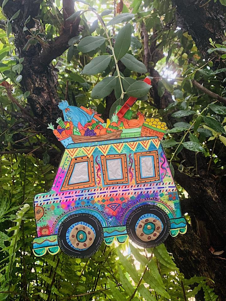 Holiday Art Program (Haitian Tap Tap) image