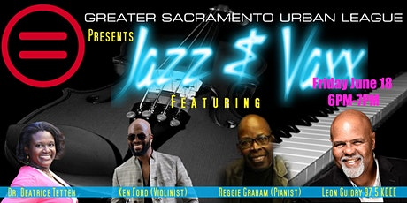 GSUL Presents Jazz and Vaxx tickets